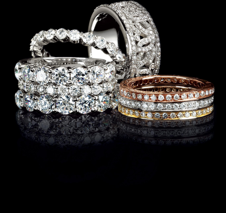 Merit Diamond Corporation Creators Of The Sirena Collection MFIT Juno Lucina And Monica